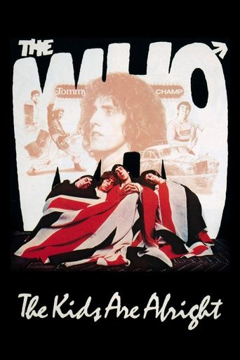 The Who: The Kids Are Alright Poster