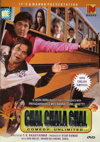 Chal Chala Chal Poster