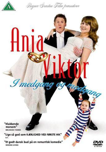 Anja og Viktor - I medgang og modgang Poster