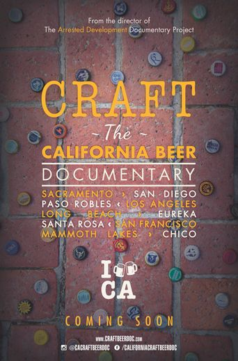 Craft: The California Beer Documentary Poster