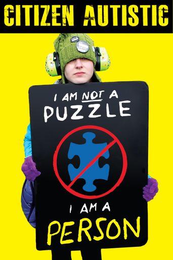 Citizen Autistic Poster
