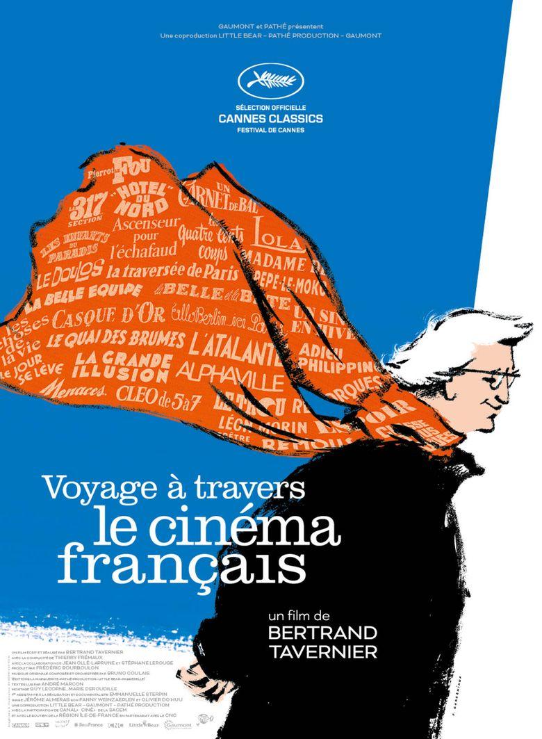 My Journey Through French Cinema Poster