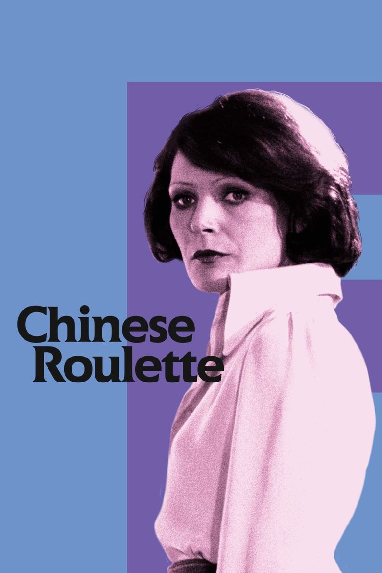 Chinese Roulette Poster