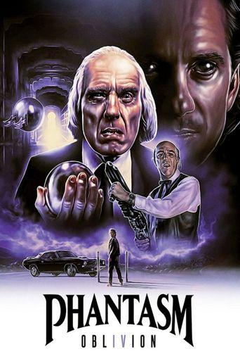 Phantasm IV: Oblivion Poster