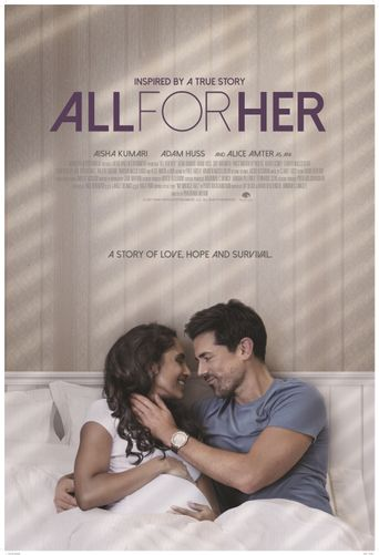 All for Her Poster