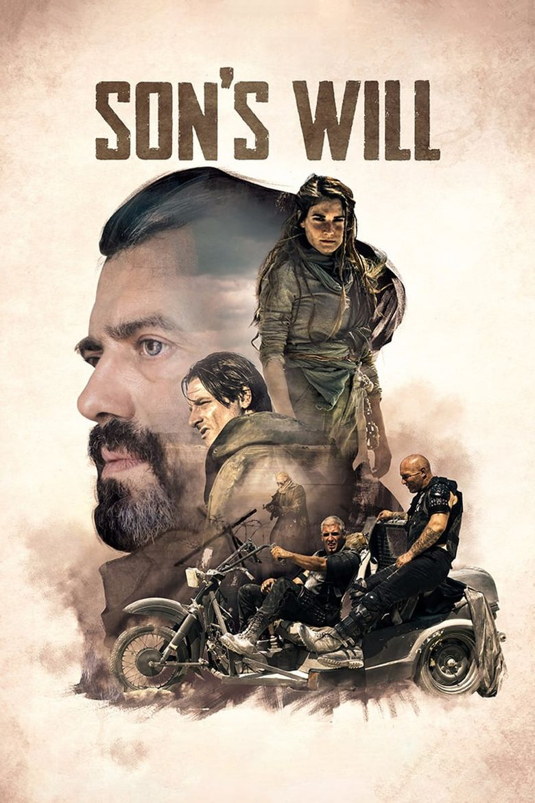 Son's Will Poster