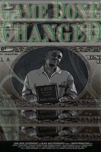 The Game Done Changed Poster