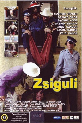 Zsiguli Poster