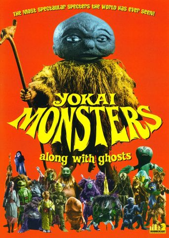 Yokai Monsters: Along with Ghosts Poster