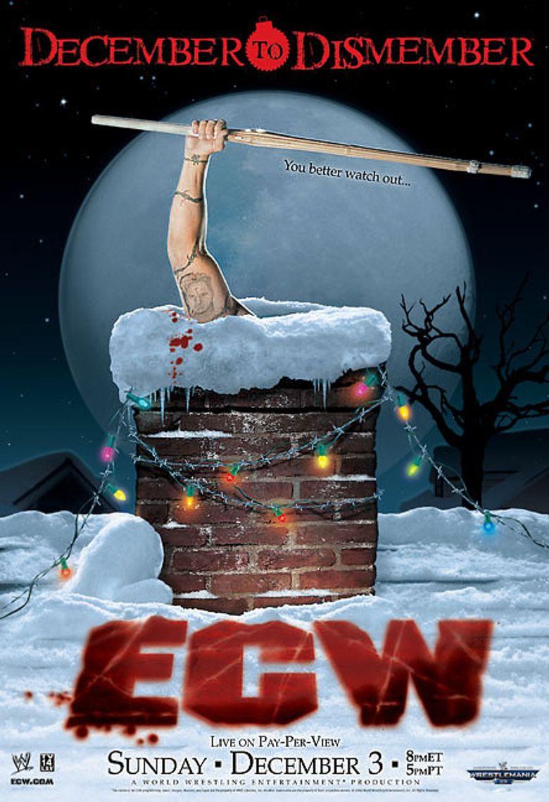 ECW December to Dismember Poster