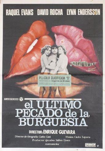 El último pecado de la burguesía Poster