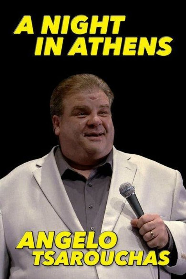 Angelo Tsarouchas: A Night in Athens Comedy Show Poster