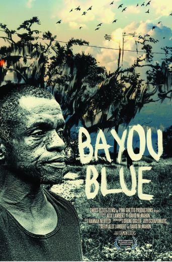 Bayou Blue Poster