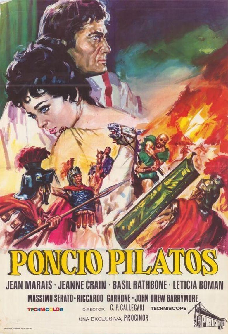 Ponzio Pilato Poster