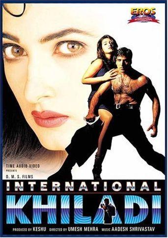 International Khiladi Poster