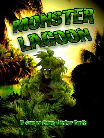 Emerald Lagoon Poster