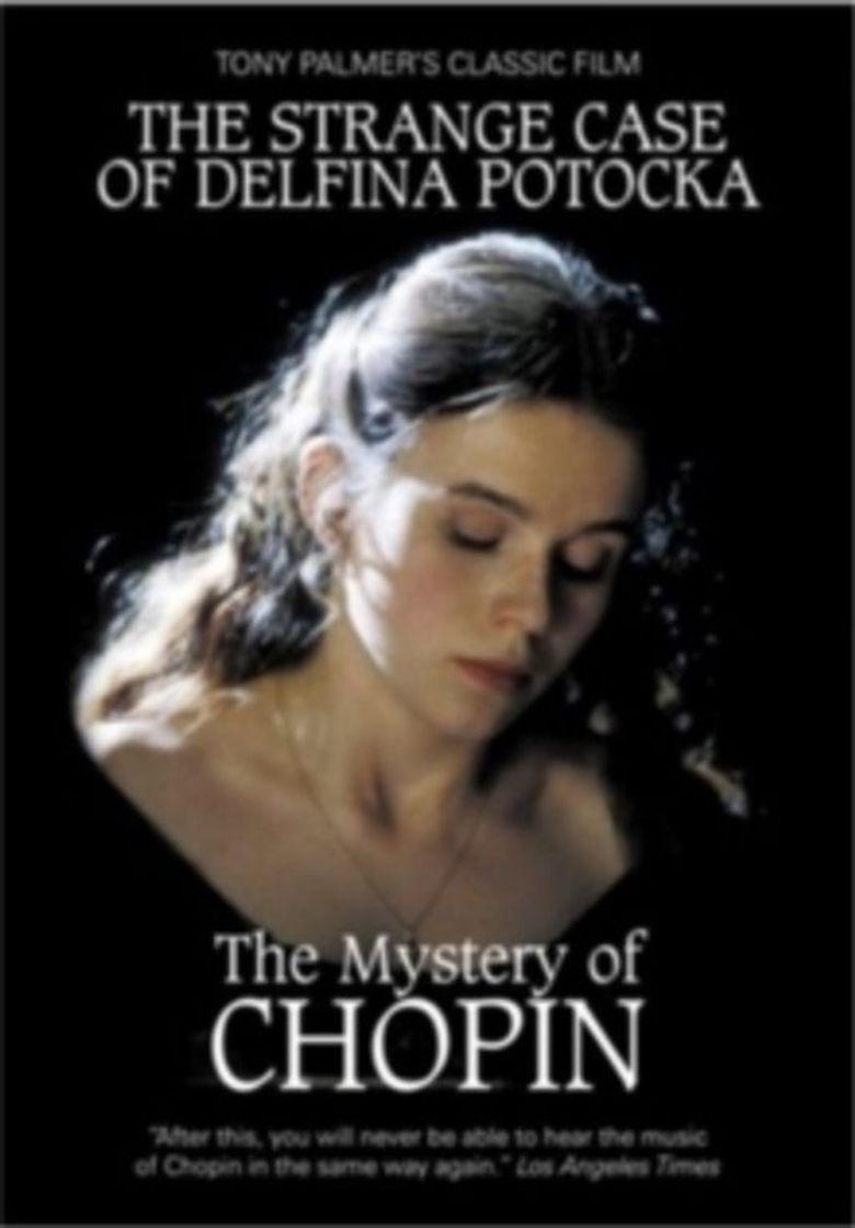 The Strange Case of Delphina Potocka Poster