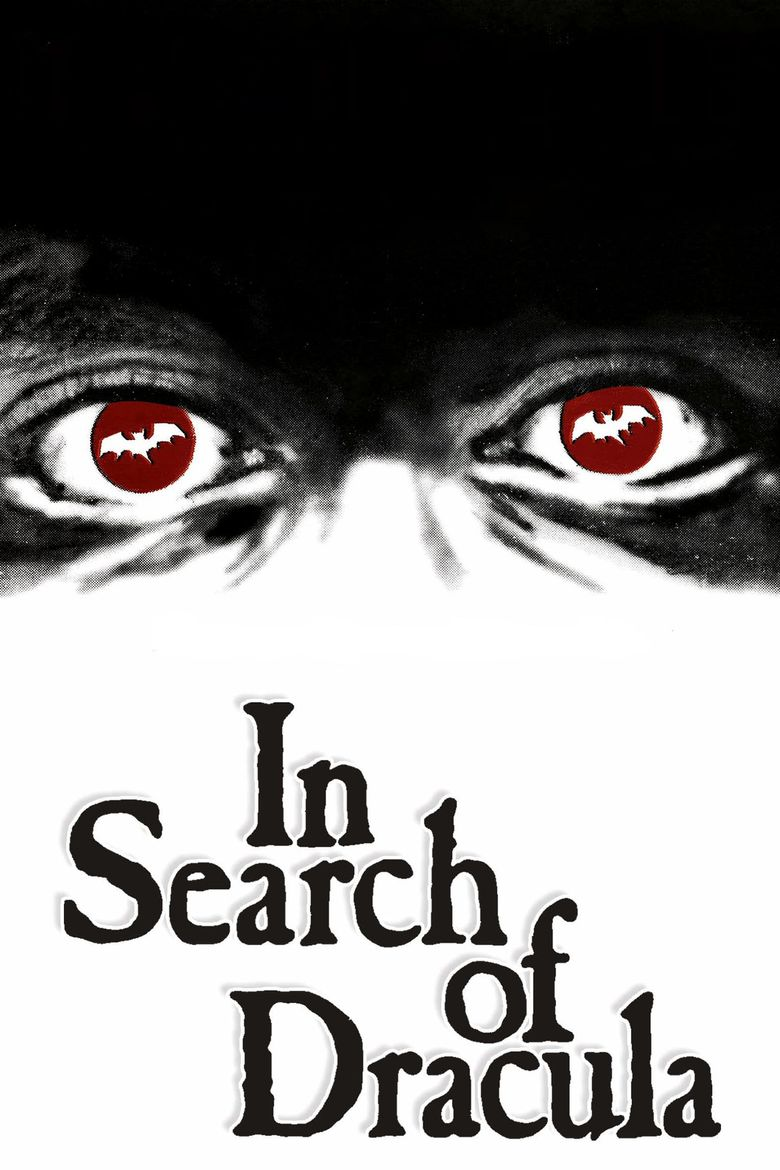 In Search of Dracula Poster