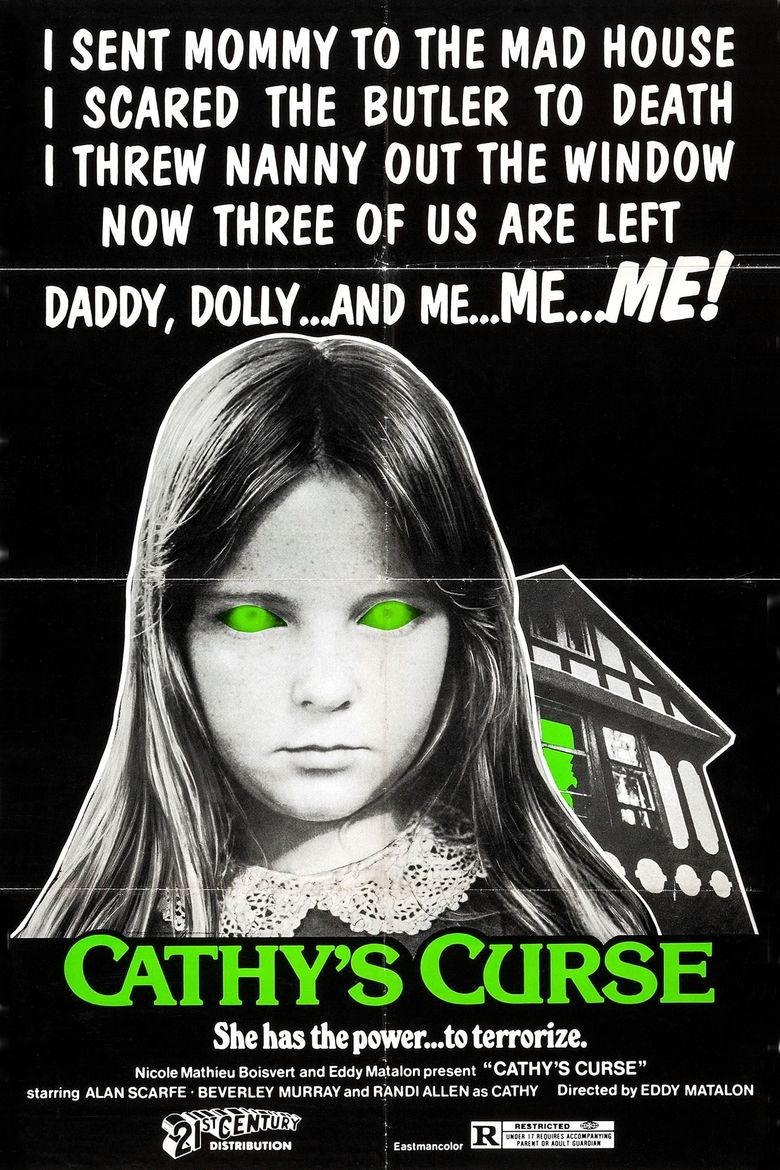 Cathy's Curse Poster