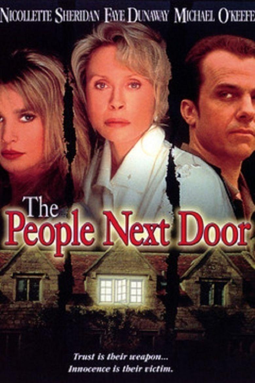 The People Next Door Poster