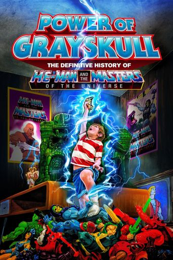 Power of Grayskull: The Definitive History of He-Man and the Masters of the Universe Poster