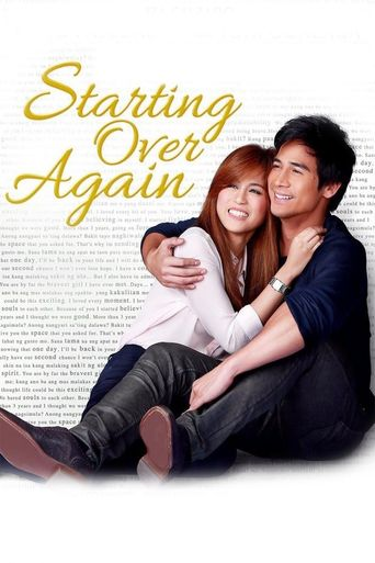 Starting Over Again Poster