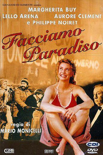 Facciamo paradiso Poster