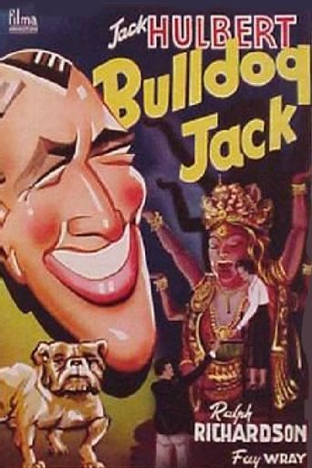 Bulldog Jack Poster