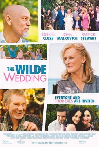 The Wilde Wedding Poster