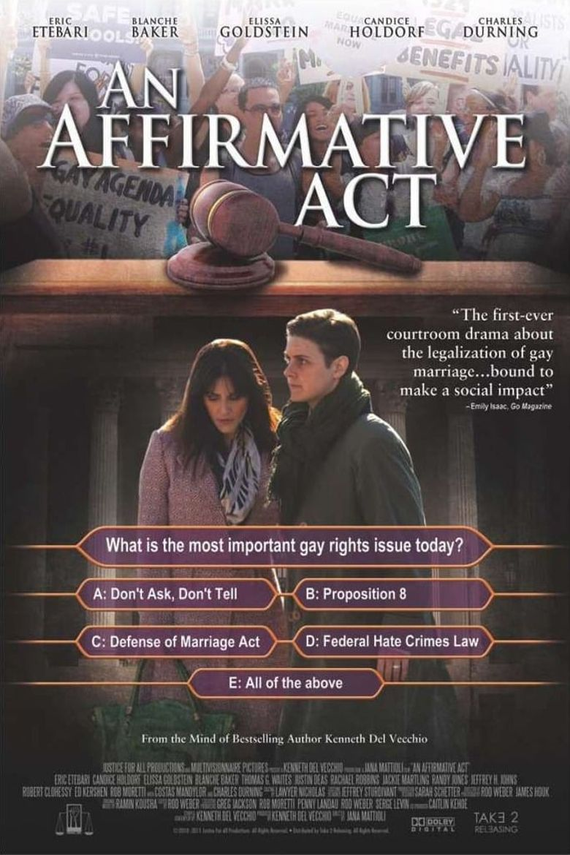 An Affirmative Act Poster