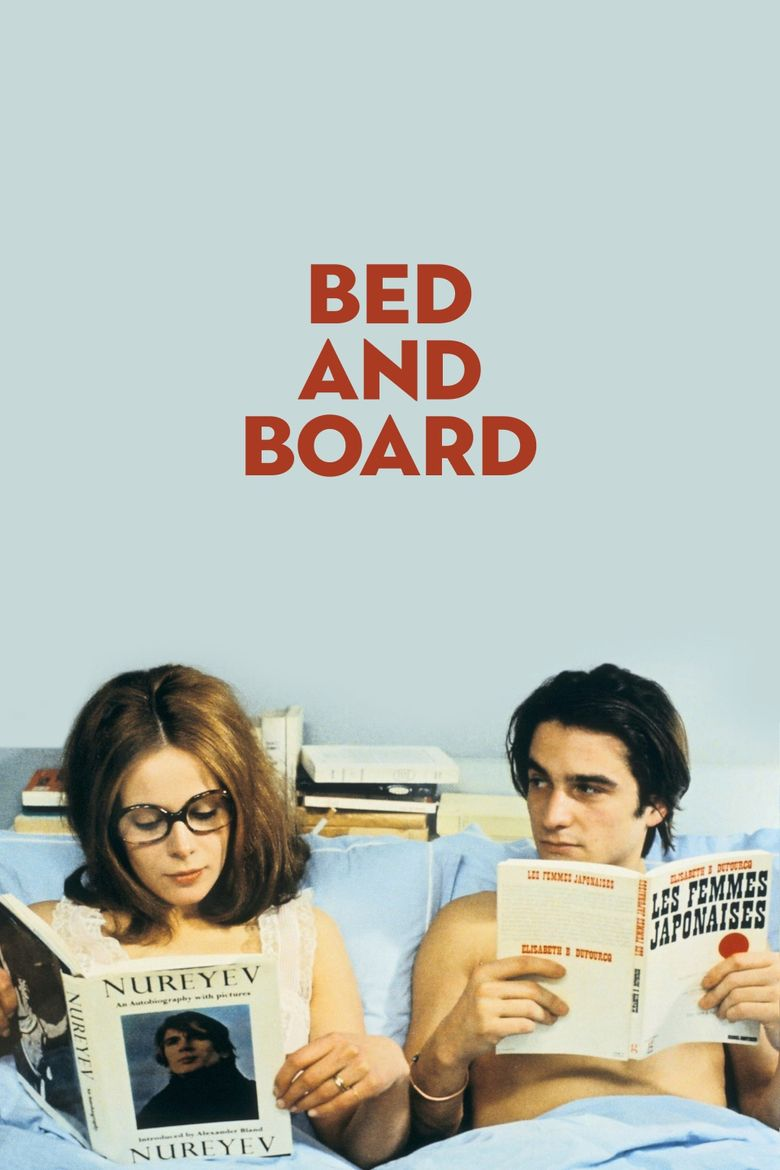 Bed and Board Poster