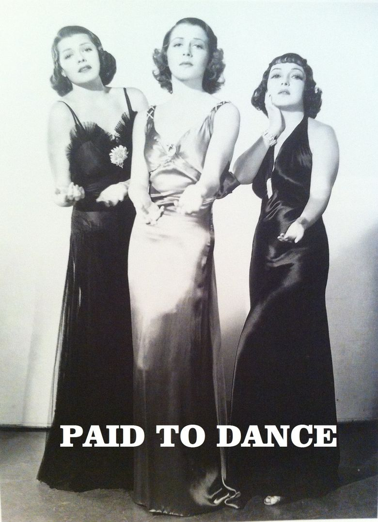 Paid to Dance Poster