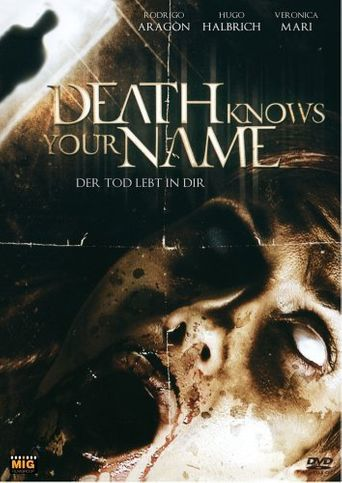 Death Knows Your Name Poster