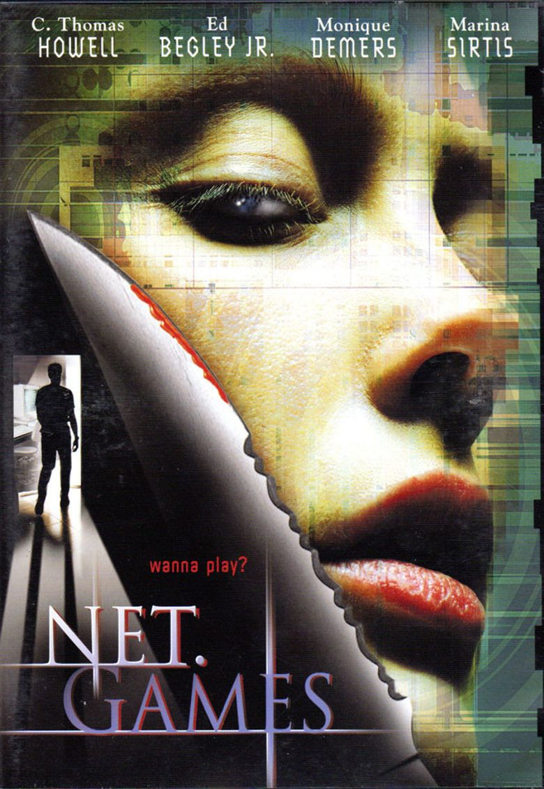 Net Games Poster