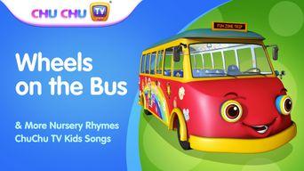 Wheels on the Bus & More Nursery Rhymes - ChuChu TV Kids Songs Poster