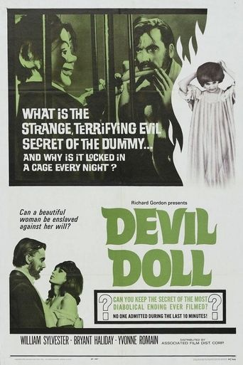 Devil Doll Poster