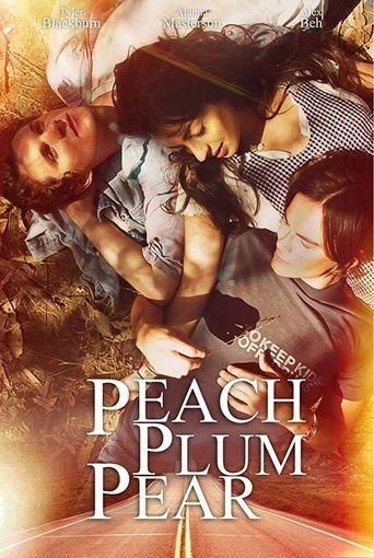 Peach Plum Pear Poster