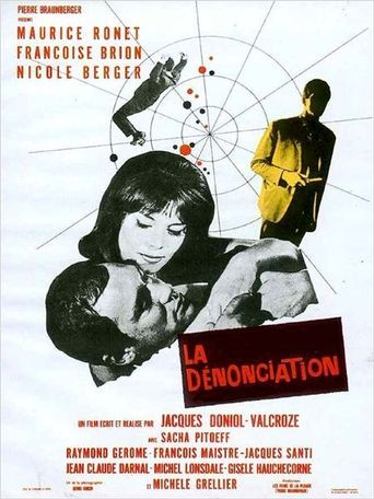 The Denunciation Poster