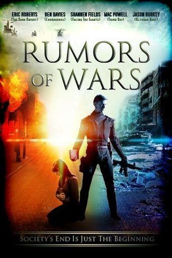 Rumors of Wars Poster
