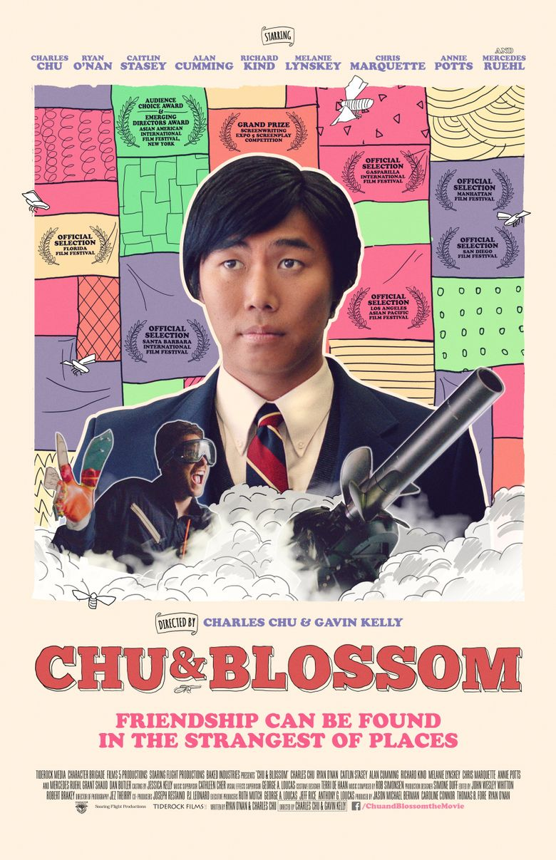 Chu and Blossom Poster