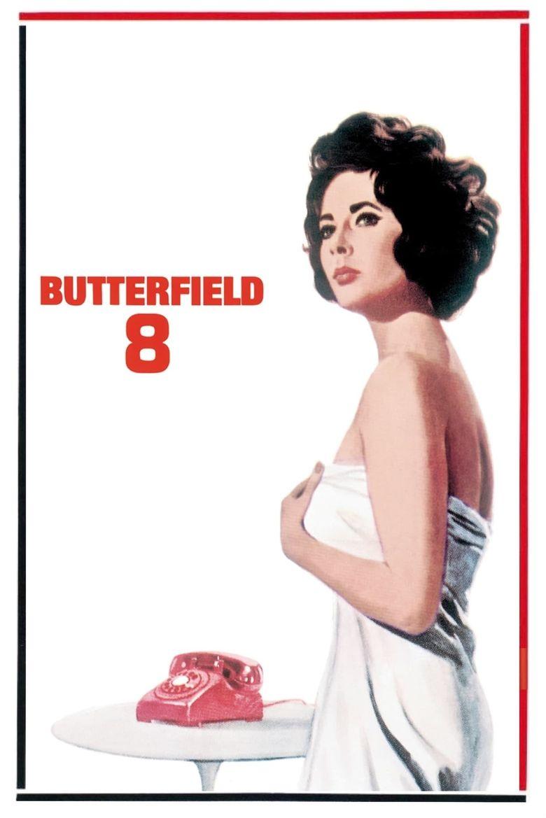 BUtterfield 8 Poster