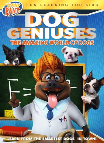 Dog Geniuses Poster