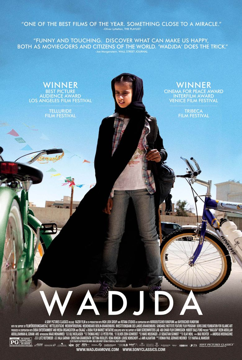 Watch Wadjda