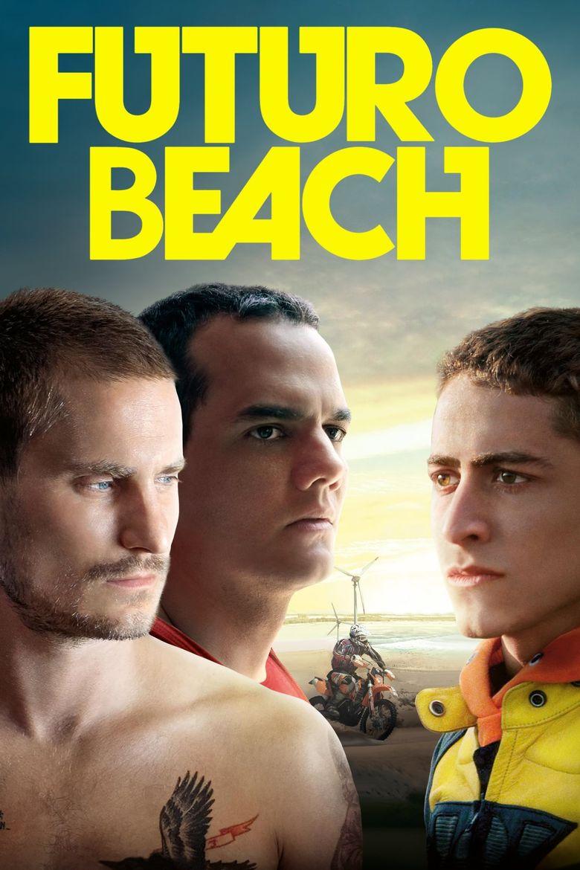 Futuro Beach Poster