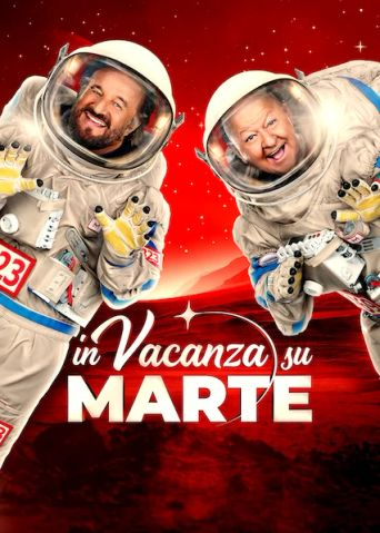 Holiday on Mars Poster