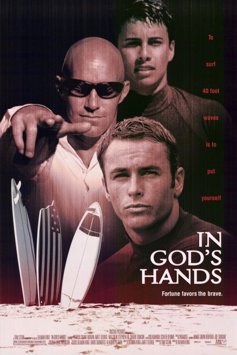 In God's Hands Poster