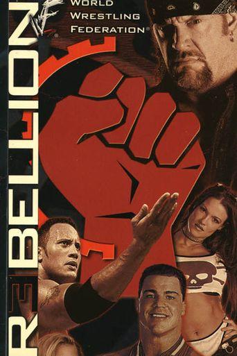WWE Rebellion 2000 Poster