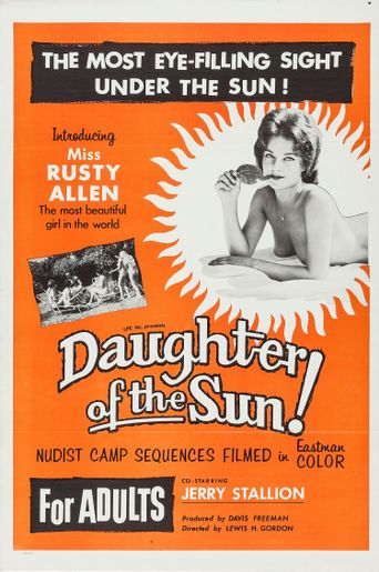 Daughter of the Sun Poster