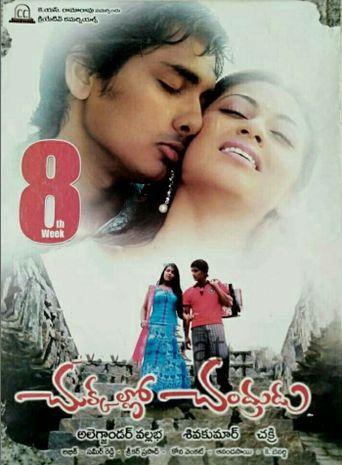 Chukkallo Chandrudu Poster