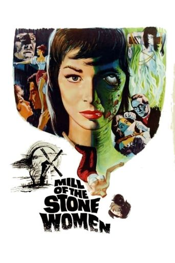 Mill of the Stone Women Poster
